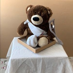 Build a bear.- get well bear